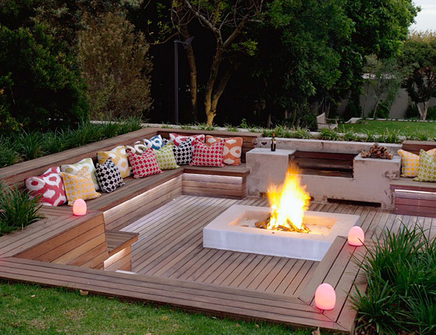 Around the Fire Outdoor Décor at MYHABIT