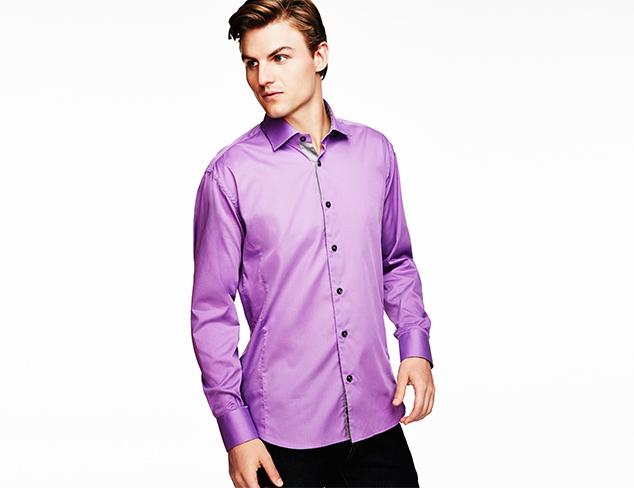 Button Up Sportshirts feat. Bertigo at MYHABIT