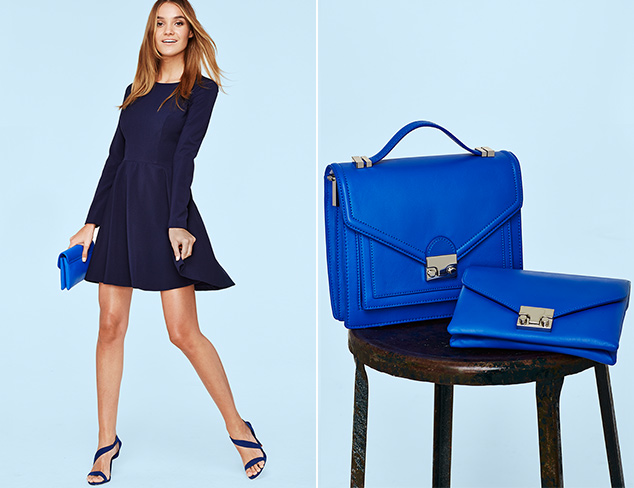Color Theory In the Blues at MYHABIT