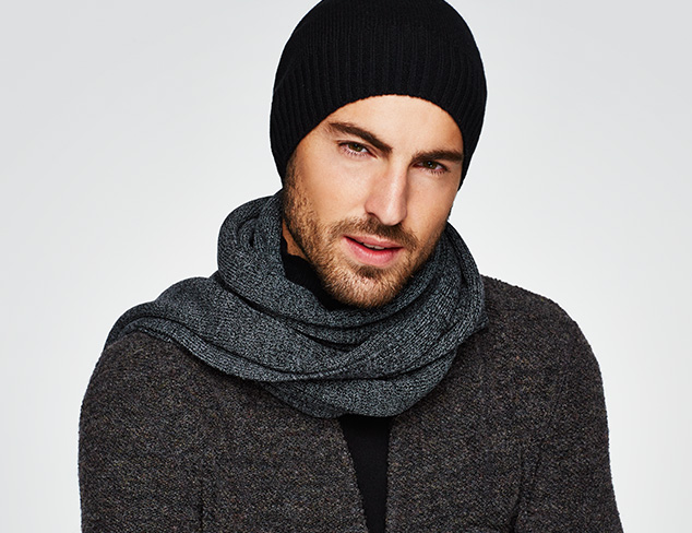 Cullen Cold Weather Accessories at MYHABIT