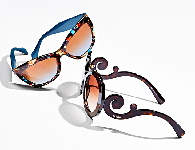 Designer Sunglasses feat. Prada at MYHABIT