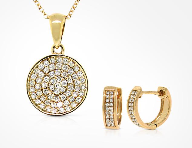 Fine Jewelry feat. Shy Creation at MYHABIT