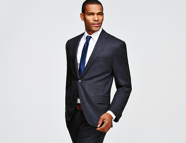 Fit for a Gentleman Suiting feat. Ike Behar at MYHABIT