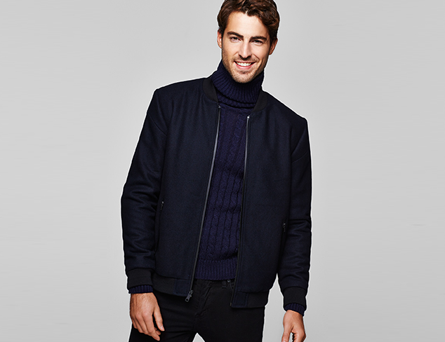 Keep Out the Cold Winter Outerwear at MYHABIT
