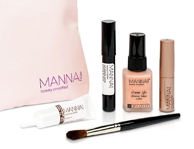 Manna Kadar Cosmetics at MYHABIT