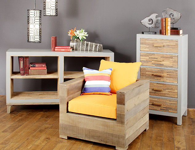 Natural Furniture from Jeffan at MYHABIT