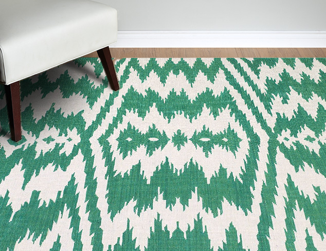 Patterned Rugs feat. Capel at MYHABIT