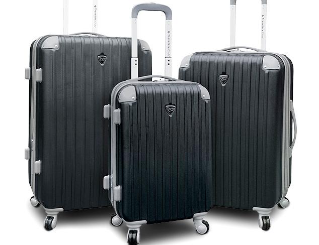 Protect Everything Hardcase Luggage at MYHABIT