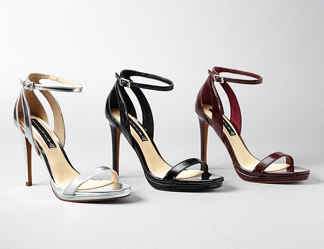 Strappy Heels & More feat. STEVEN by Steve Madden at MYHABIT