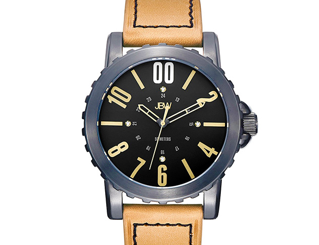 Style Staples Leather Band Watches at MYHABIT