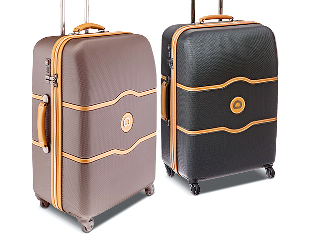 TSA Approved The Mid-Sized Suitcase at MYHABIT