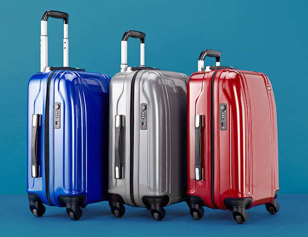 Up to 70 Off Luggage feat. TUMI at MYHABIT