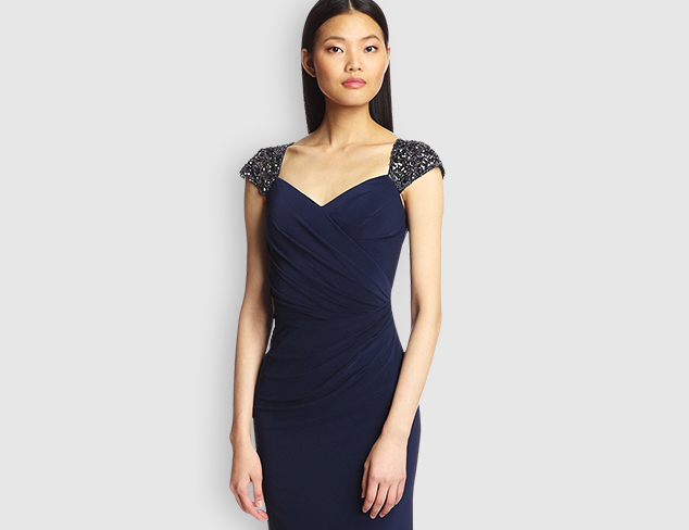 A Black Tie Occasion Evening Gowns & Dresses at MYHABIT