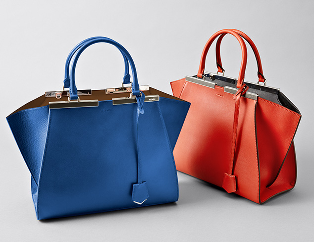 Designer Handbags feat. Fendi at MYHABIT