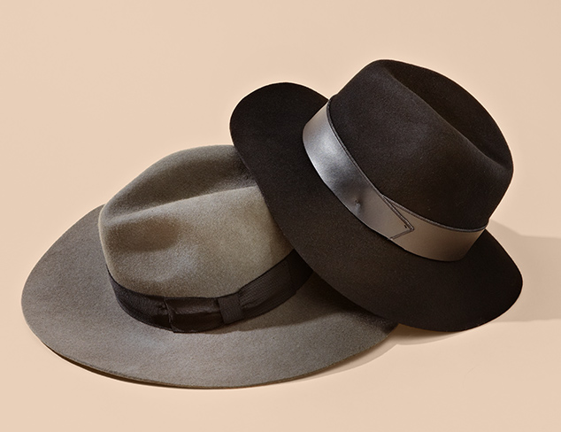 Hat's Off Beanies, Fedoras & More at MYHABIT