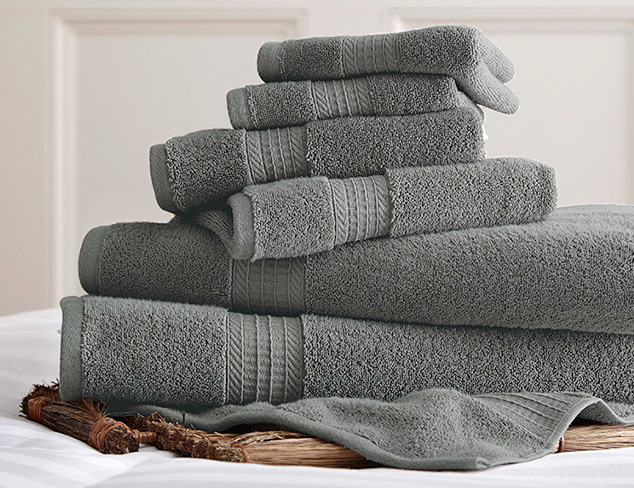 Luxe Bath Towels feat. bambeco at MYHABIT