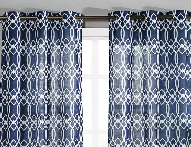 New Markdowns Curtains at MYHABIT