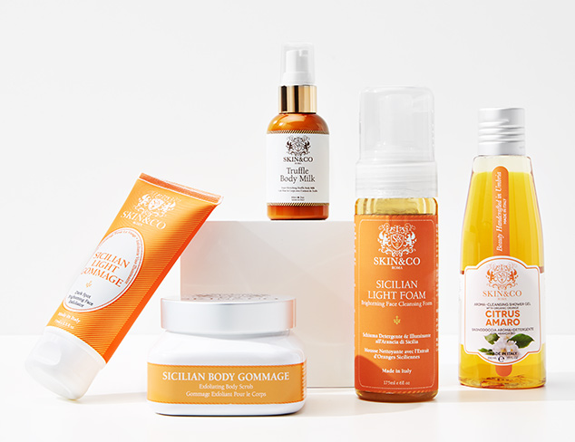 SKIN&CO at MYHABIT