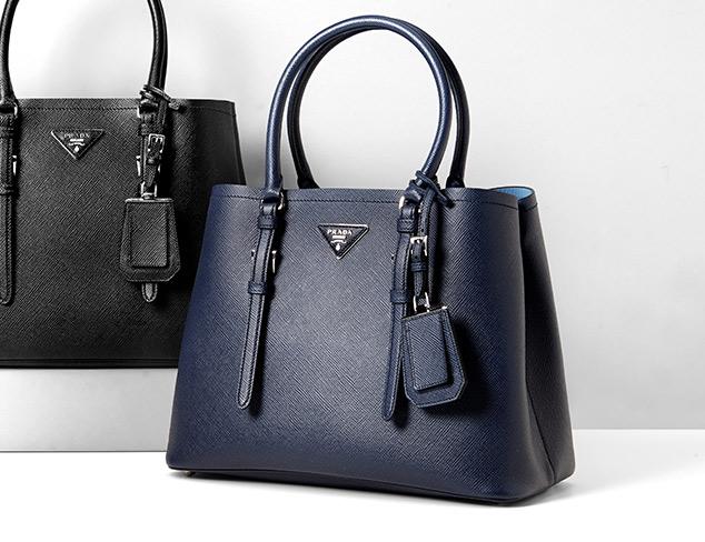 Splurge a Little Designer Handbags at MYHABIT
