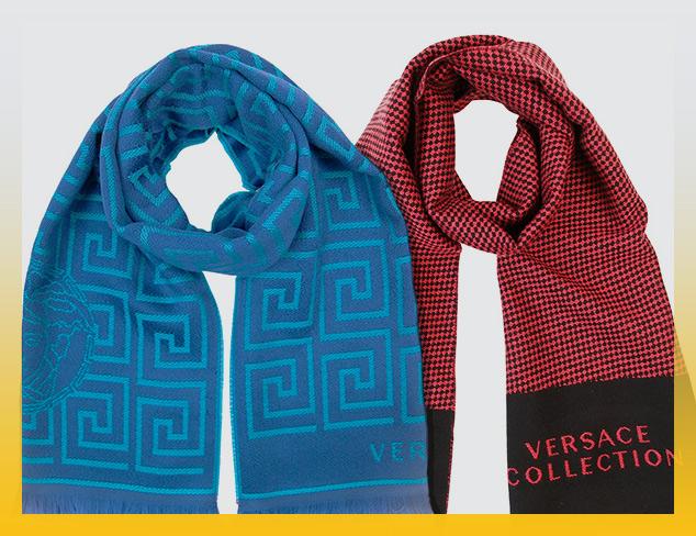 Versace Spring Scarves & Ties at MYHABIT