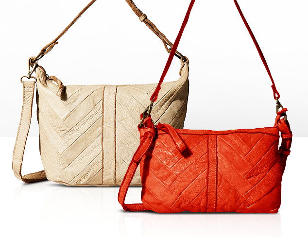 Casual Chic Bags feat. Lucky Brand at MYHABIT