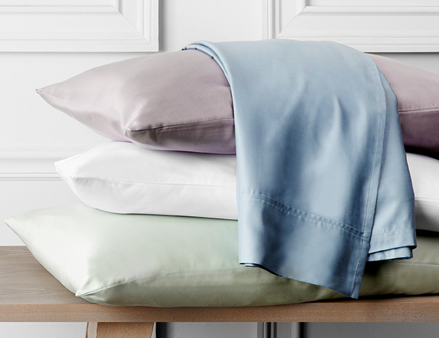 Dream Deal 600 TC Tencel Sheet Sets from $89 at MYHABIT