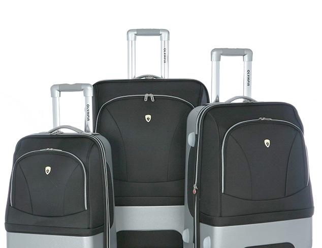 Fade to Black Luggage at MYHABIT