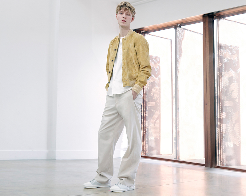 Lemaire Wool and Cotton-blend Trousers