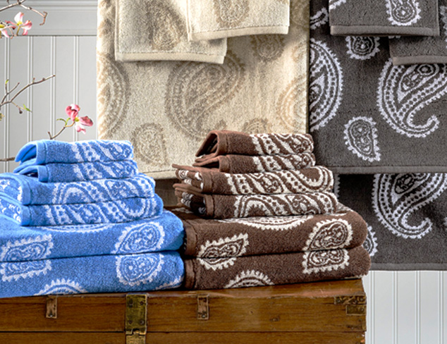 Spa-Worthy Towels incl. Egyptian Cotton at MYHABIT