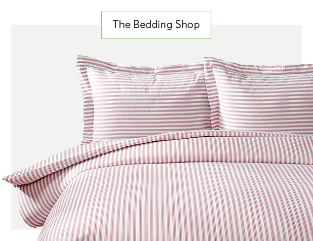 The Bedding Shop Decorative Designs at MYHABIT
