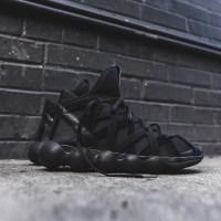 adidas Y-3 Yohji Yamamoto Kyujo High Sneakers in Triple Black