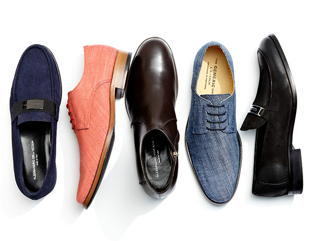 Comfort Zone Loafers & Lace Ups at MyHabit