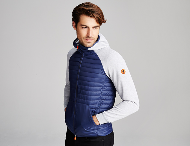 New Markdowns Outerwear feat. Save the Duck at MyHabit