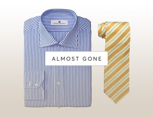 Office Ready Dress Shirts & Ties at MyHabit