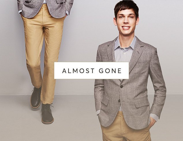 Office Ready Sportcoats & Trousers at MyHabit
