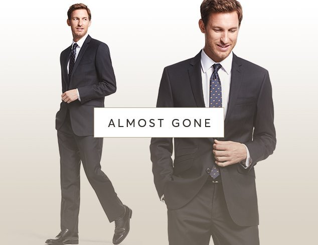 Office Ready: Suiting at MyHabit
