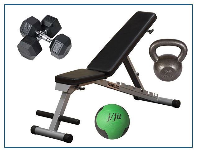 Stay in Shape Home Fitness Equipment at MyHabit