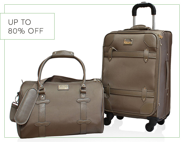 Up to 80 Off Luggage at MyHabit