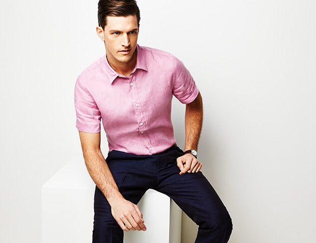 Casual Friday feat. Perry Ellis at MyHabit