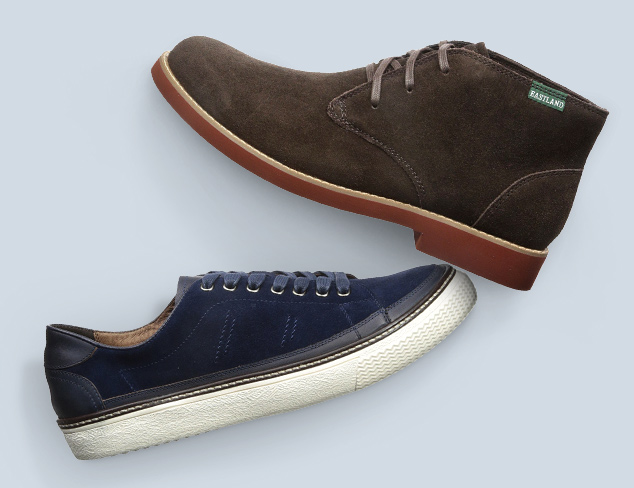 Casual Shoes feat. Tommy Hilfiger at MyHabit