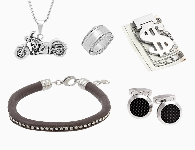 Layering Details Watches, Jewelry & More at MyHabit