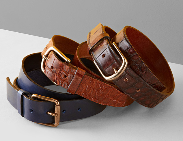 Something Extra Belts at MyHabit