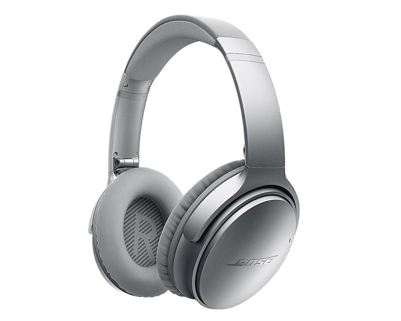 Bose QuietComfort 35 Wireless Headphones Silver_4