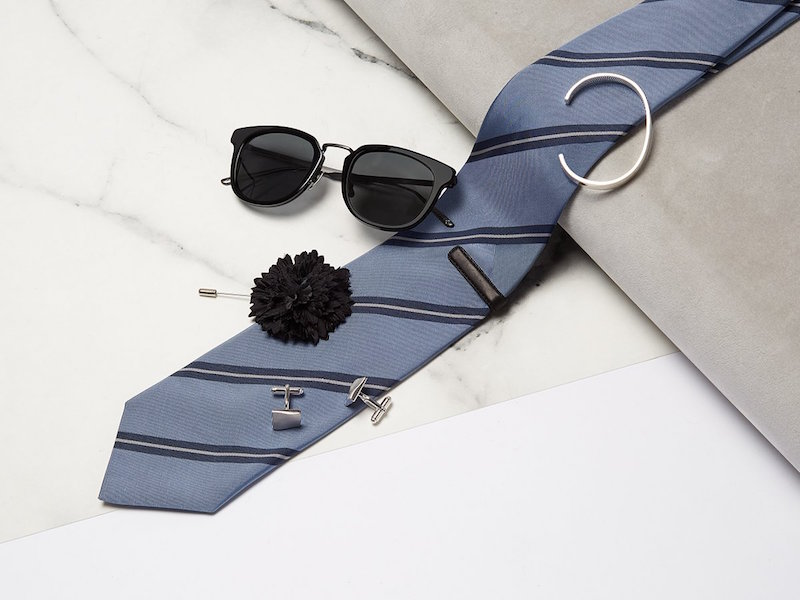 Brioni College-stripe Silk Tie