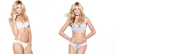 Heidi Klum Intimates at BrandAlley