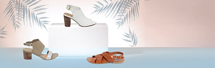 Leather Sandals Boutique at BrandAlley
