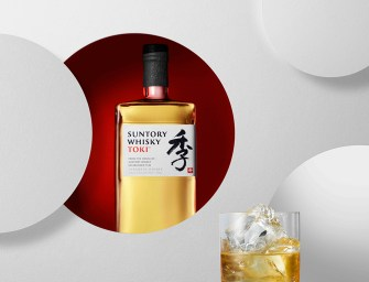 The House of Suntory Introduces Suntory Whisky Toki