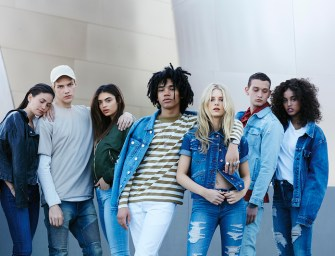 PacSun Denim 2016 Campaign feat. Luka Sabbat and Lottie Moss