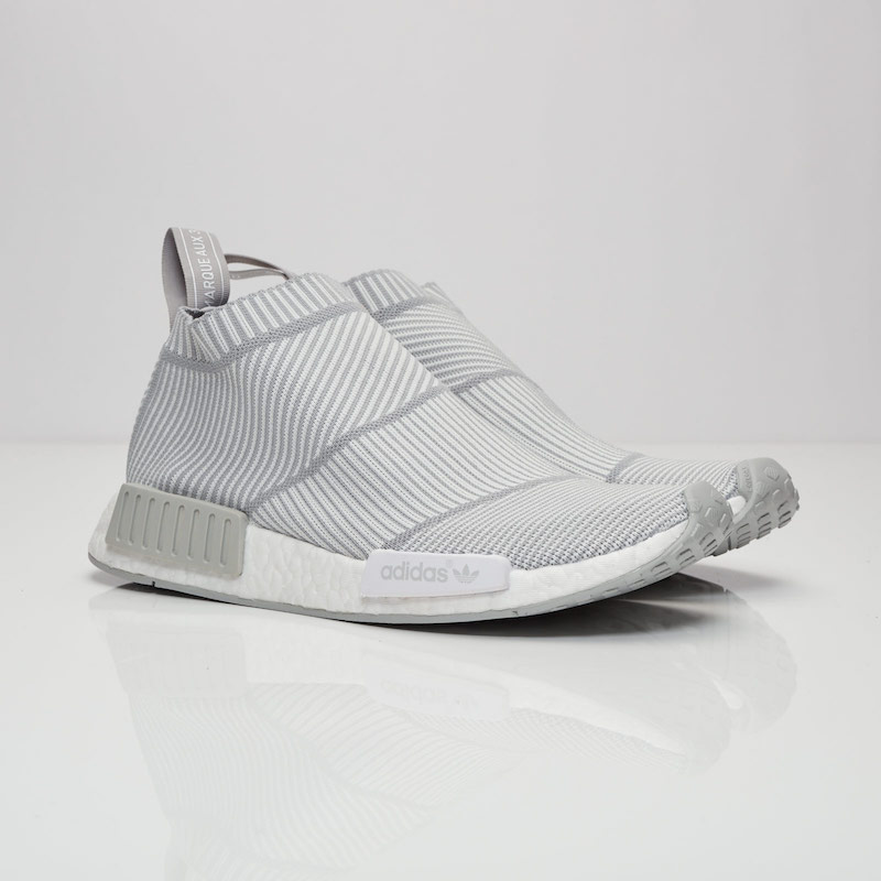 adidas Originals NMD_CS1 PK White Grey_2
