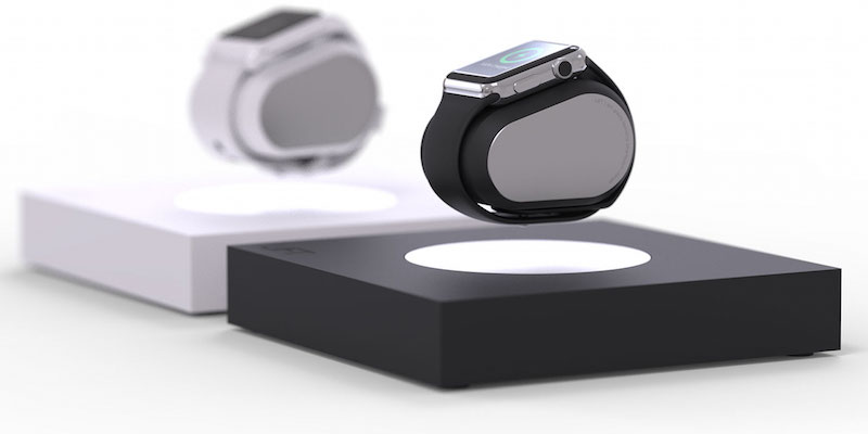 Levitation Works LIFT: Anti Gravity Levitating Smartwatch Charger